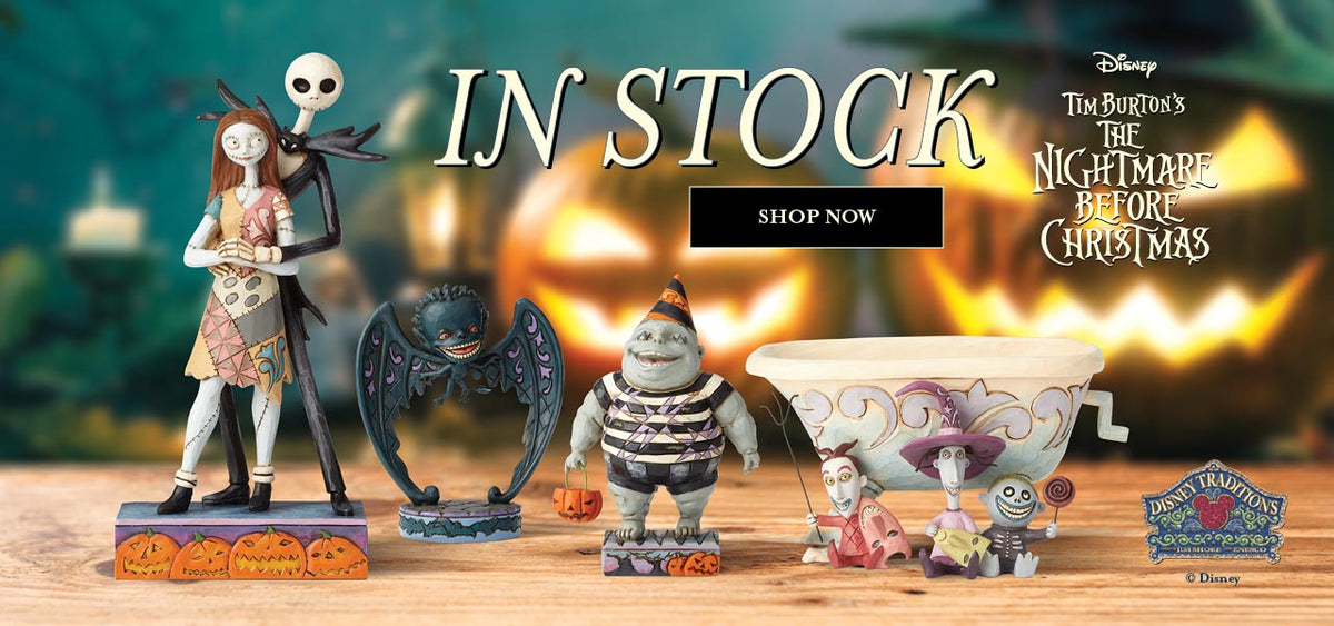 The Nightmare Before Christmas In Stock