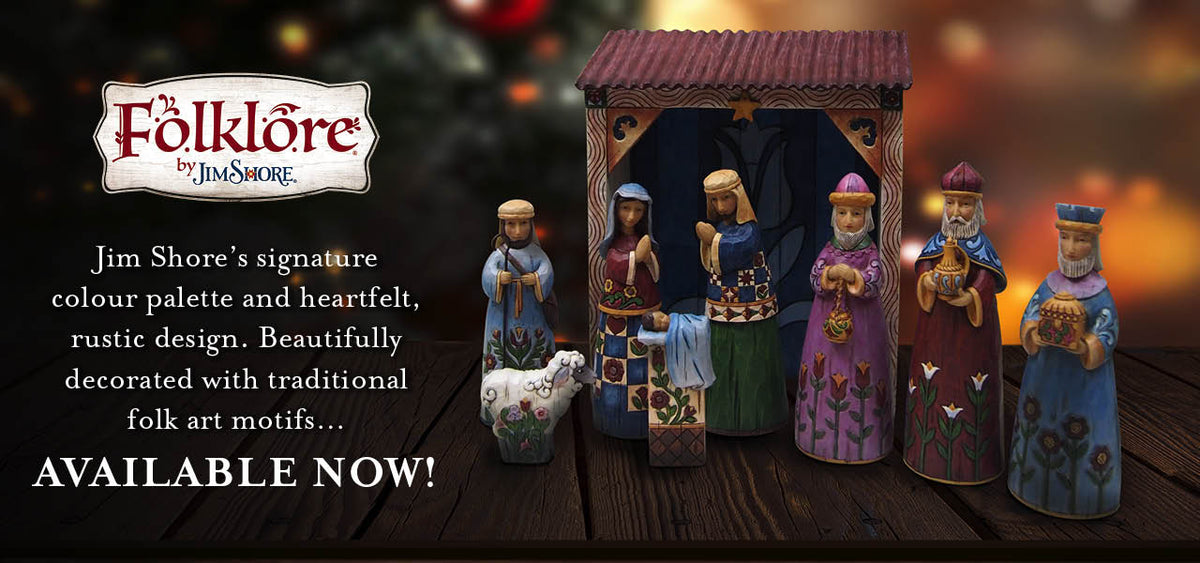 Folklore Collection is perfect for a traditional Christmas
