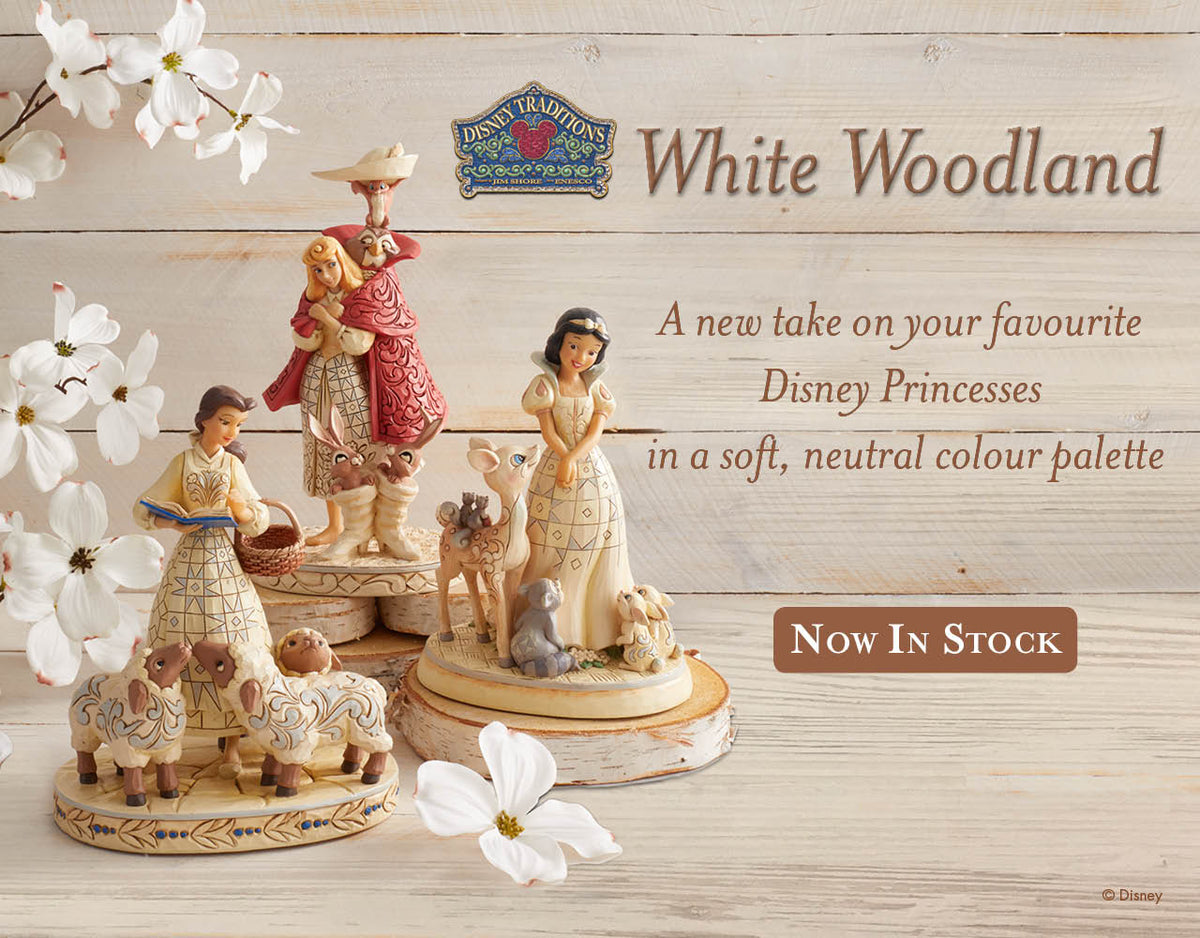 Disney Traditions | White Woodland