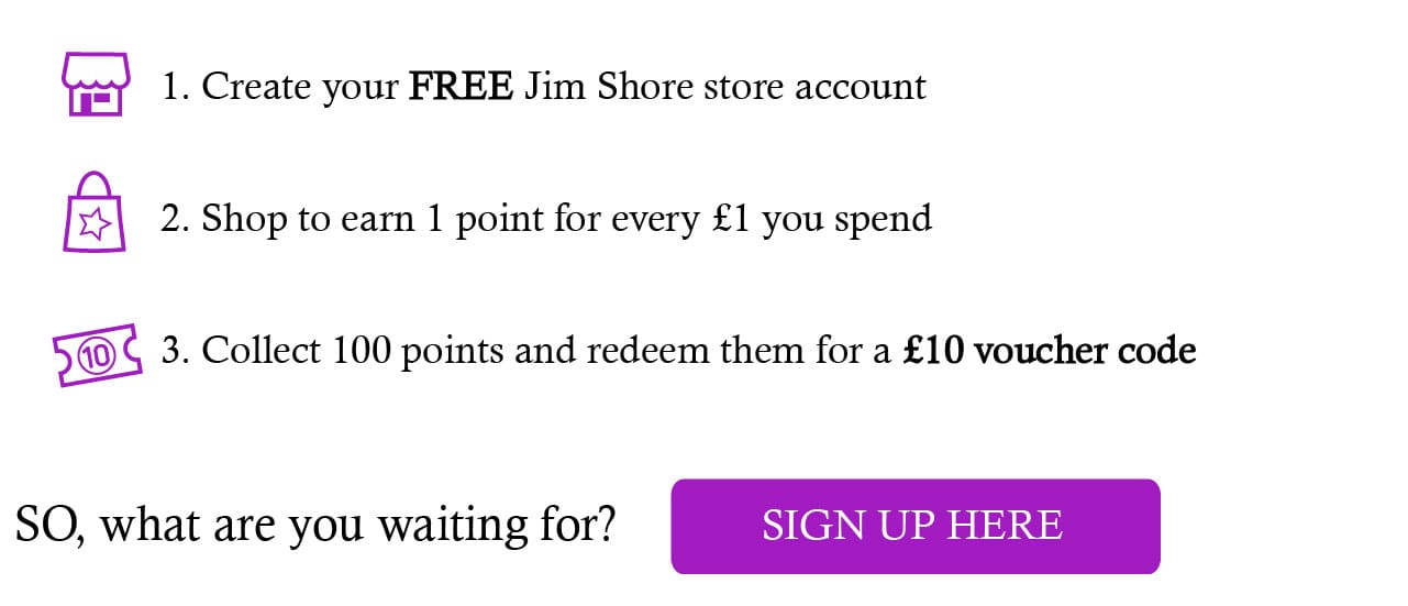 Sign Up to Jim Shore Rewards