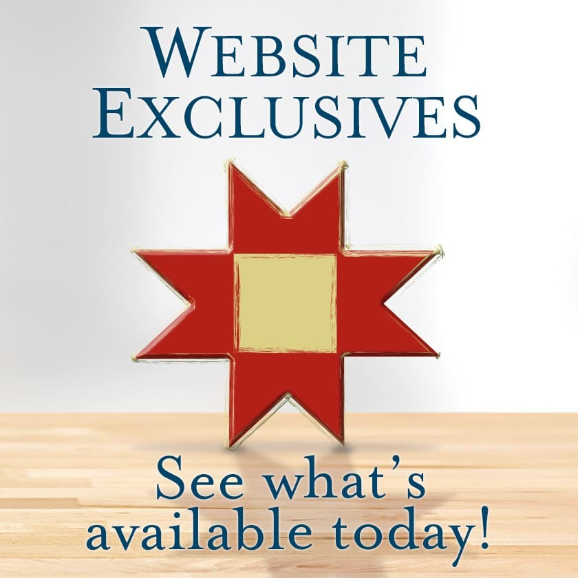 Website Exclusives — Heartwood Creek