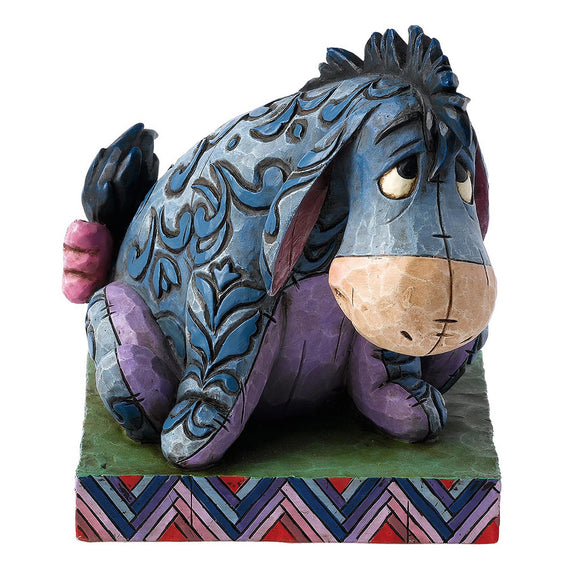 Disney Traditions True Blue Companion (Eeyore Figurine)