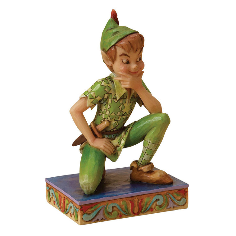 Disney Traditions by Jim Shore Childhood Champion - Peter Pan Figurine