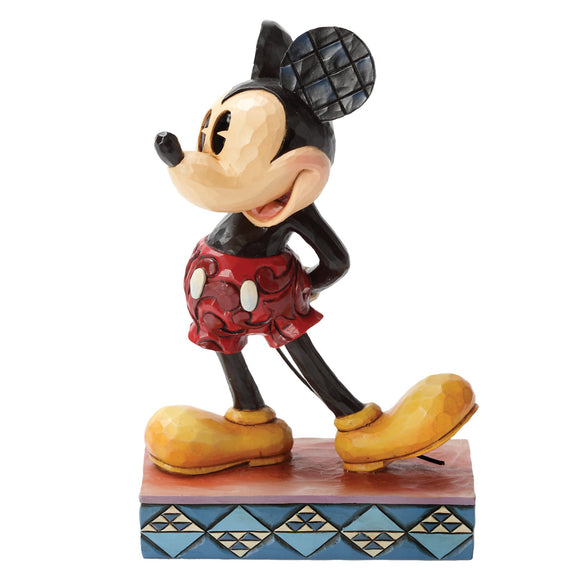 Disney Traditions by Jim Shore The Original - Mickey Figurine - Website Exclusive
