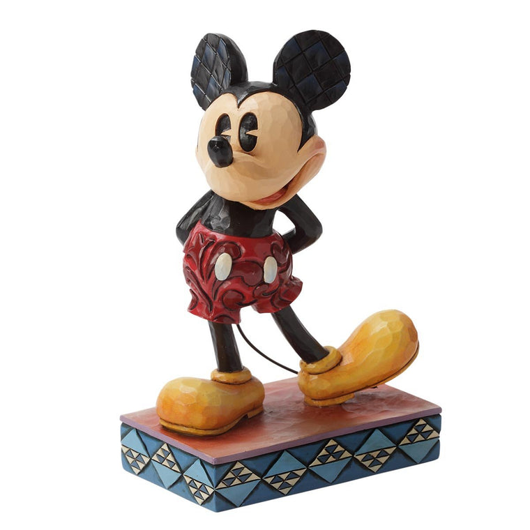 The Original - Mickey Figurine - Disney Traditions by Jim Shore