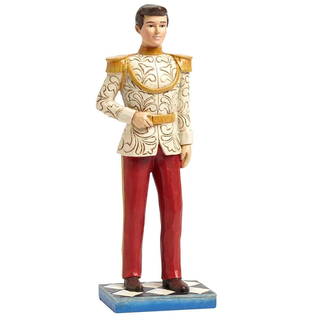 Disney Traditions by Jim Shore Royal Suitor - Prince Charming Figurine - UK & Eire Website Exclusive