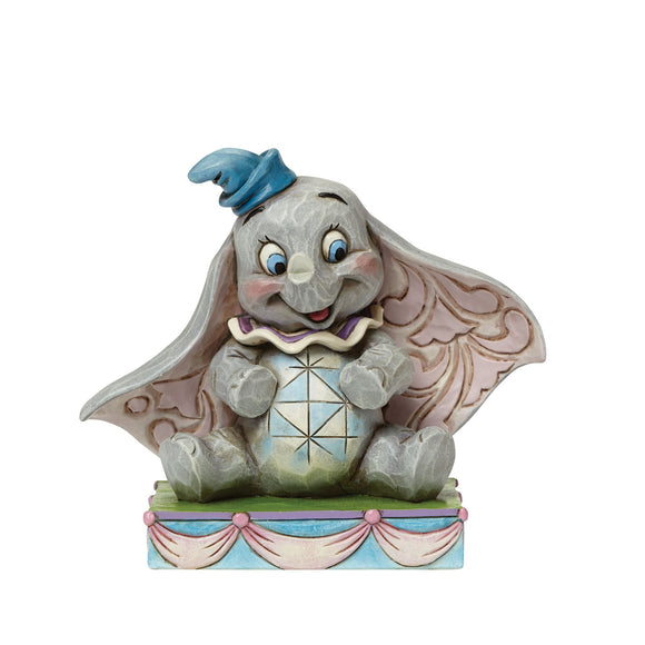 Baby Mine - Dumbo Figurine - Disney Traditions by Jim shore