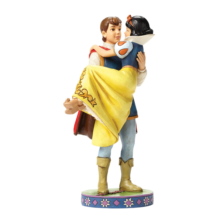 Disney Traditions by Jim Shore Happily Ever After - Snow White Figurine - Website Exclusive