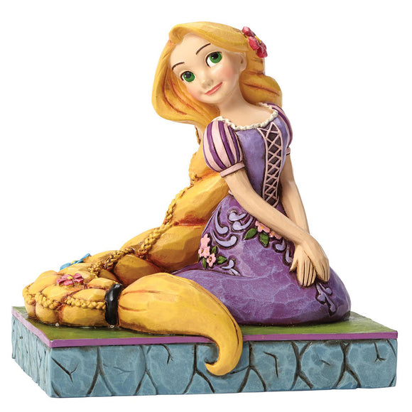 Disney Traditions Be Creative (Rapunzel Figurine)