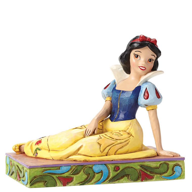 Be a Dreamer - Snow White Figurine - Disney Traditions by Jim Shore