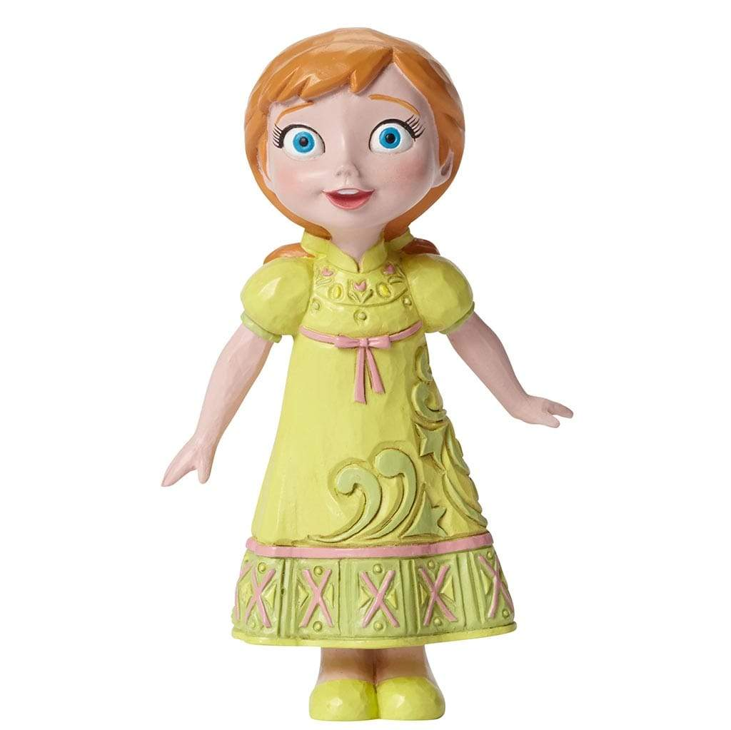 Disney Traditions by Jim Shore Anna Figurine - Website Exclusive