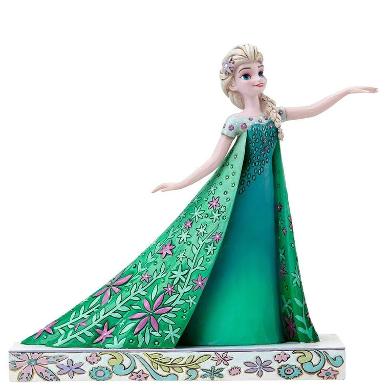 Disney Traditions by Jim Shore Celebration of Spring - Elsa Figurine