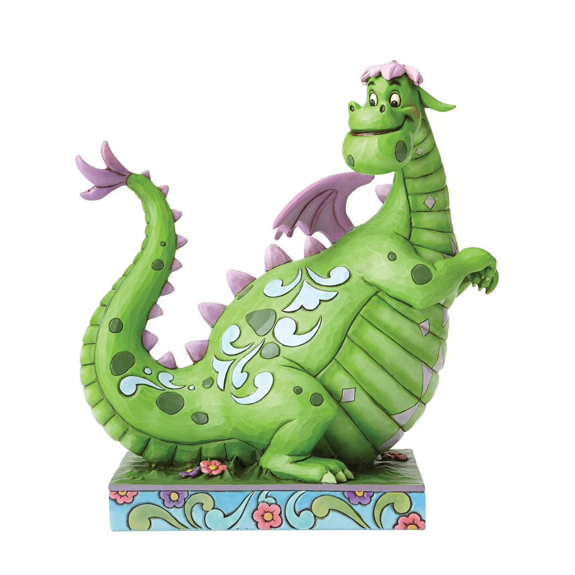 A Boy's Best Friend - Elliott Dragon Figurine - Disney Traditions by Jim Shore