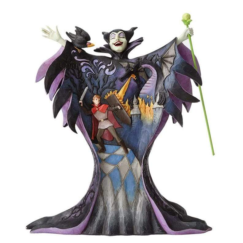 Disney Traditions by Jim Shore Malevolent Madness - Maleficent Figurine