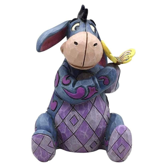 Disney Traditions by Jim Shore Eeyore Mini Figurine - Website Exclusive