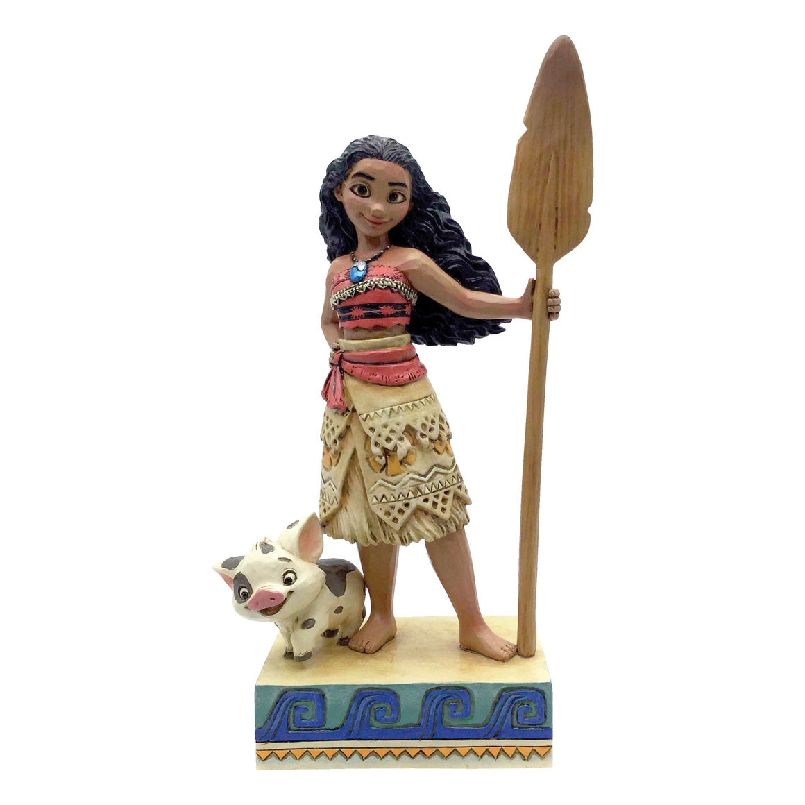 Find Your Own Way - Moana Figurine - Disney Traditions by Jim Shore