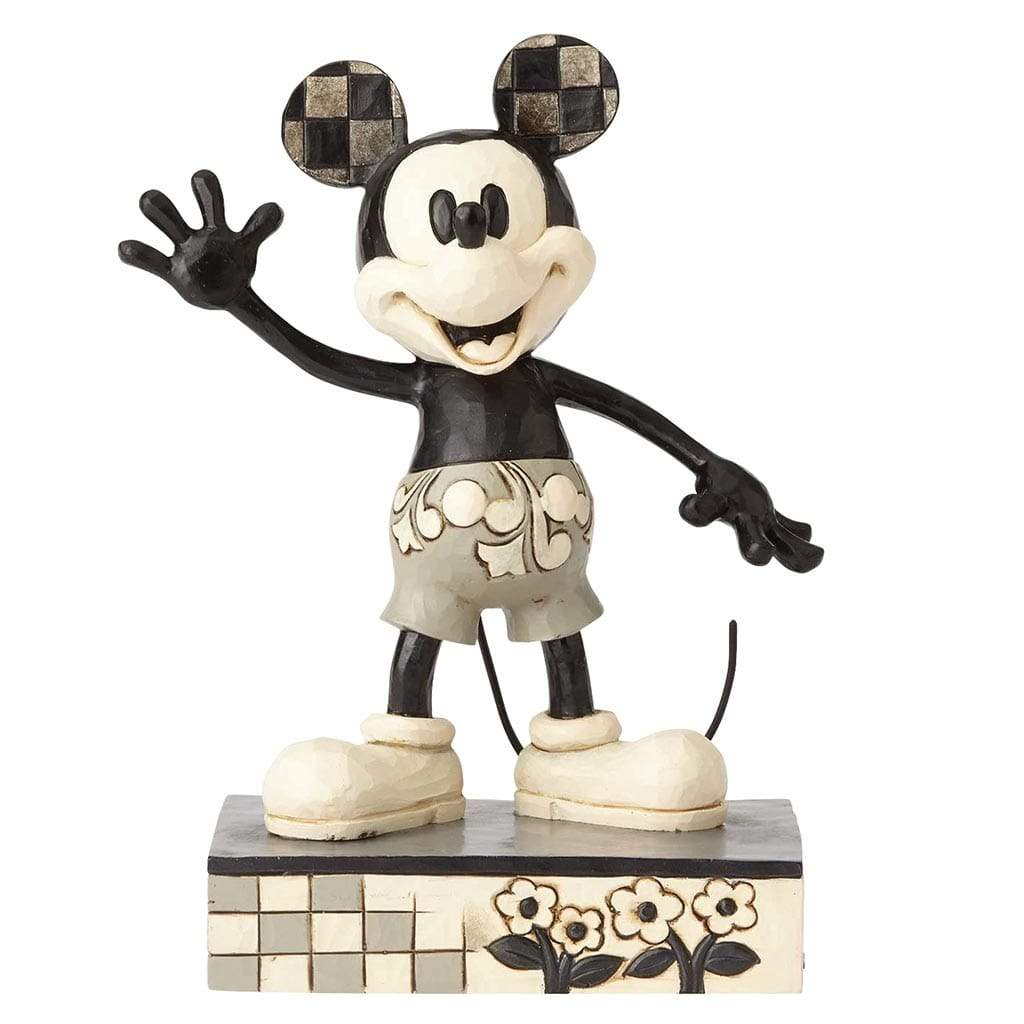 Disney Traditions by Jim Shore Big Hearted Hero - Mickey Figurine - Website Exclusive