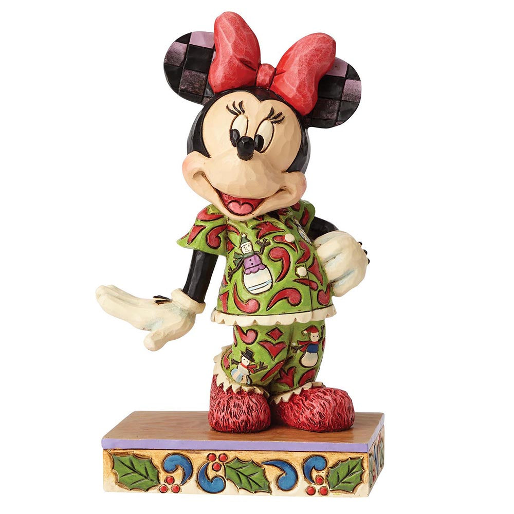 Comfort and Joy (Minnie Mouse Figurine( Not Availabl in UK or Eire)