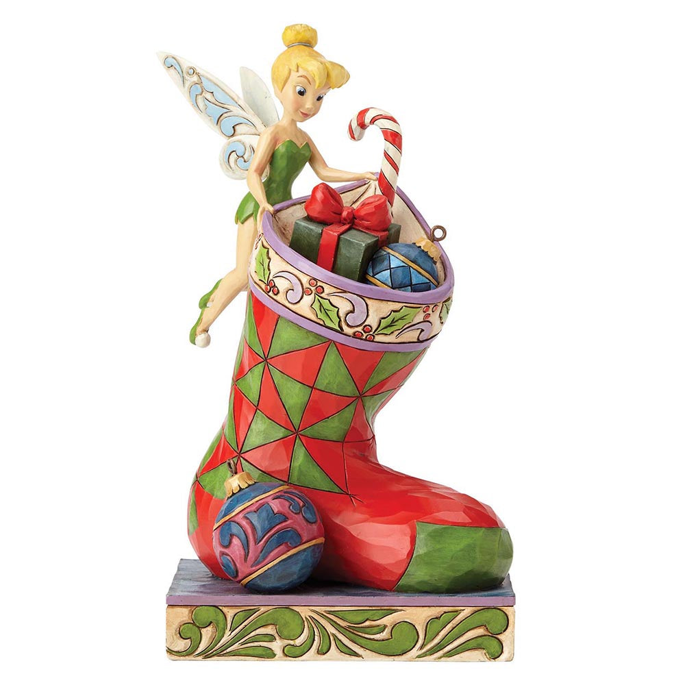 Disney Traditions by Jim Shore Stocking Stuffer - Tinker Bell Figurine