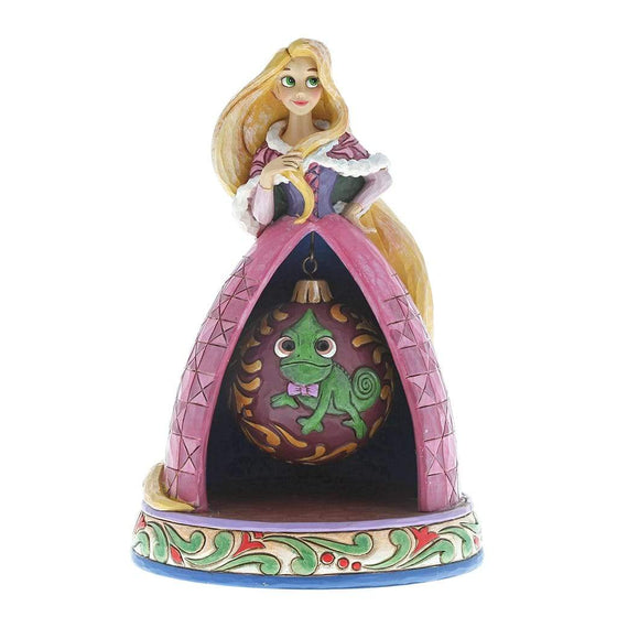 Disney Traditions by Jim Shore Tidings of Joy - Rapunzel Figurine - UK & Eire Website Exclusive