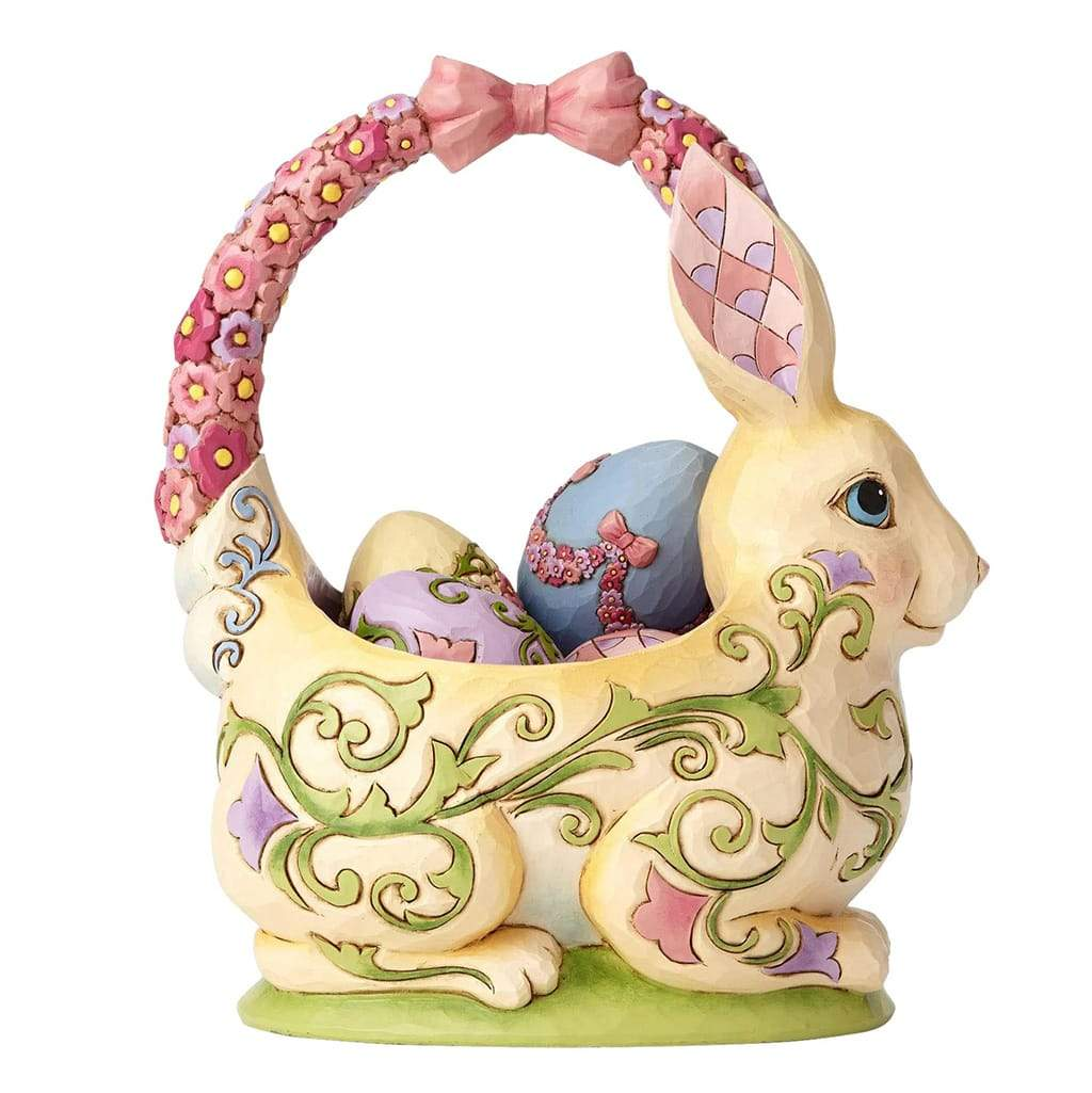 Heartwood Creek by Jim Shore Easter Bunny (5 Piece Set) - Website Exclusive