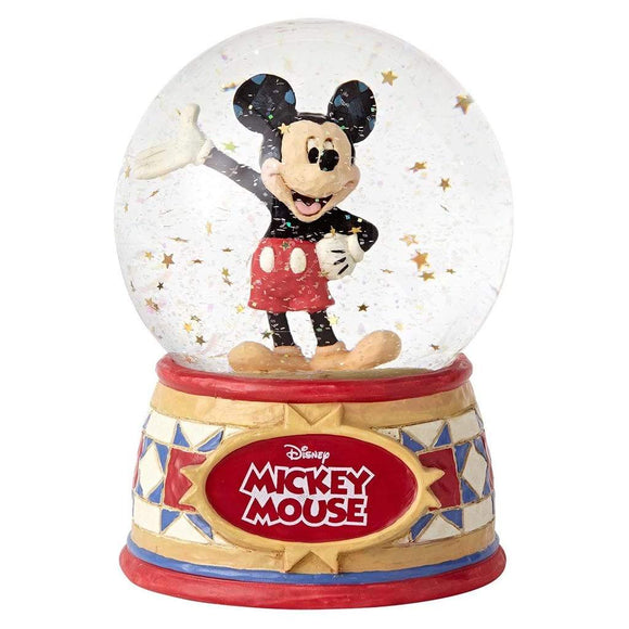 The One & Only - Mickey Mouse Waterball - Disney Traditions by Jim Shore