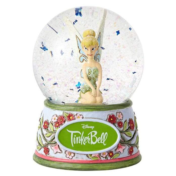 A Pixie Delight - Tinker Bell Waterball - Disney Traditions by Jim Shore
