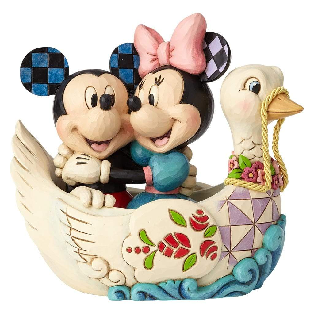 Disney Traditions Lovebirds - Mickey & Minnie Figurine - Website Exclusive