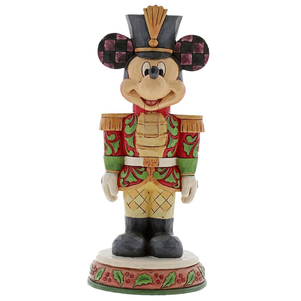 Disney Traditions Stalwart Soldier (Mickey Mouse Figurine)