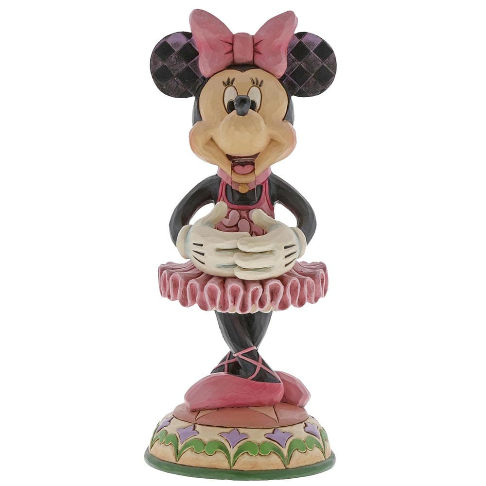 Beautiful Ballerina - Minnie Mouse Figurine - Disney Traditions by Jim Shore