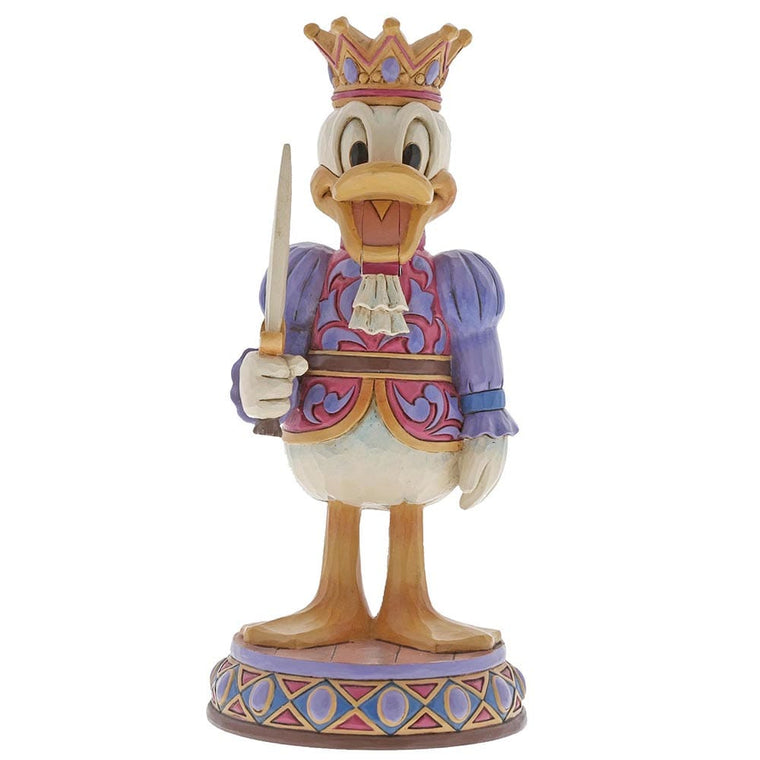 Disney Traditions by Jim Shore Reigning Royal - Donald Duck Figurine