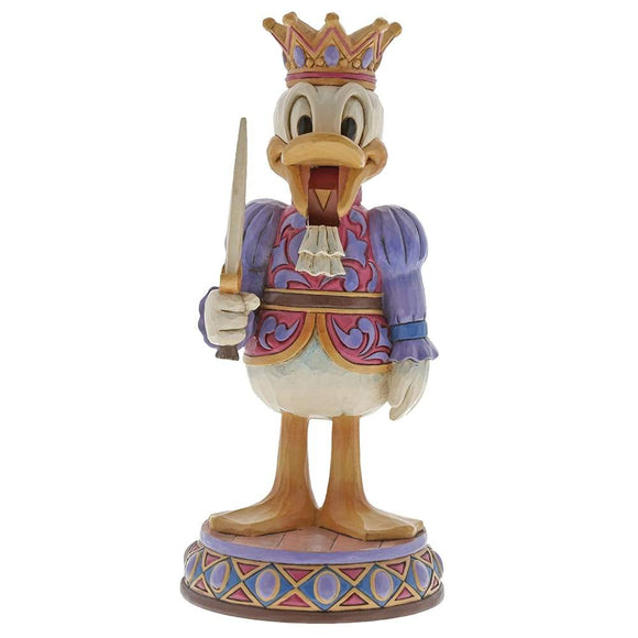 Reigning Royal - Donald Duck Figurine - Disney Traditions