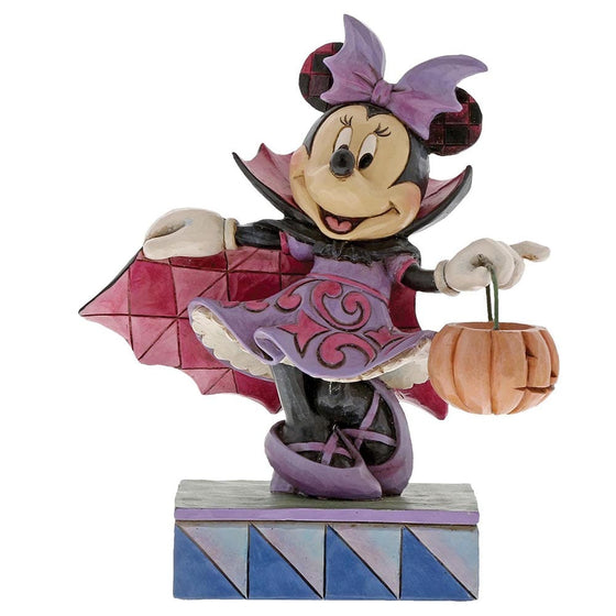 Disney Traditions Violet Vampire (Minnie Mouse Figurine)