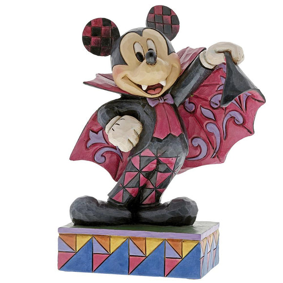 Disney Traditions Colourful Count (Mickey Mouse Figurine)