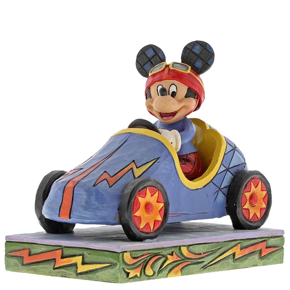 Disney Traditions by Jim Shore Mickey takes the Lead - Mickey Mouse Figurine