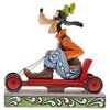 Disney Traditions Life In The Slow Lane (Goofy Figurine)