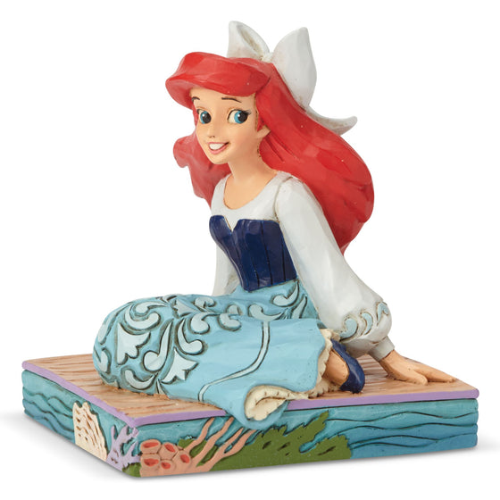 Disney Traditions by Jim Shore Be Bold -Ariel Figurine