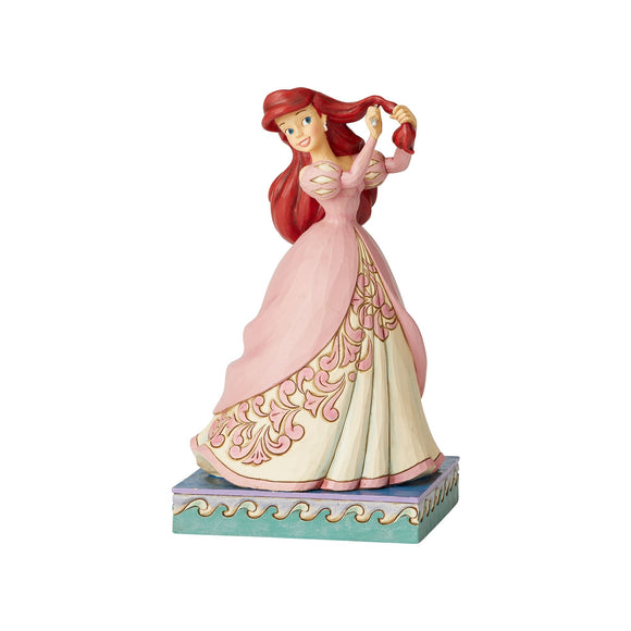 Curious Collector - Ariel Princess Passion Figurine - Disney Traditions by Jim Shore