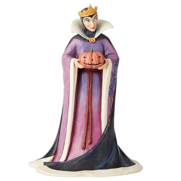 Poison Pumpkin - Evil Queen Figurine - Disney Traditions by Jim Shore