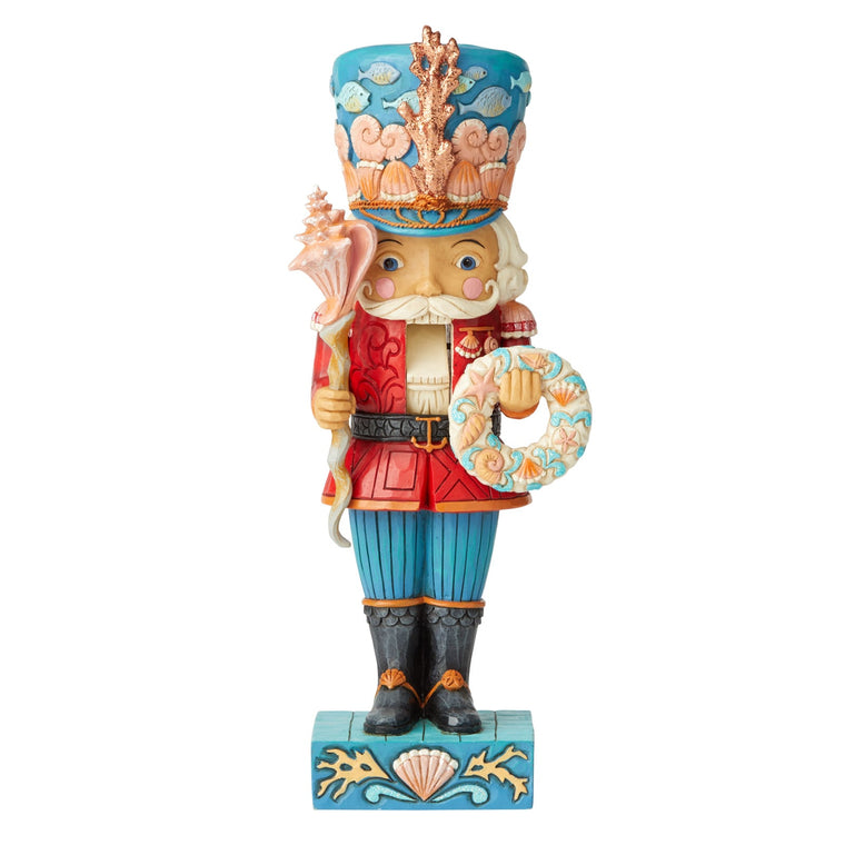 Costal Nutcracker Figurine - Heartwood Creek by Jim Shore