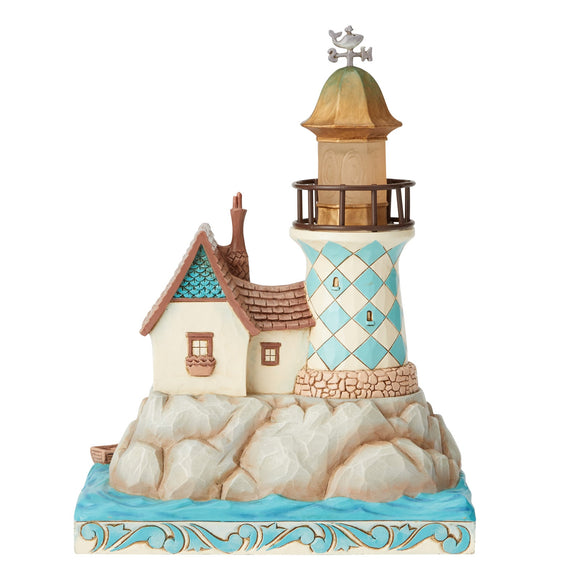 Coastal Lighthouse Figurine - Heartwood Creek by Jim Shore