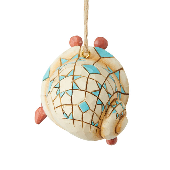 Coastal Crab - Hanging Ornament - Heartwood Creek by Jim Shore