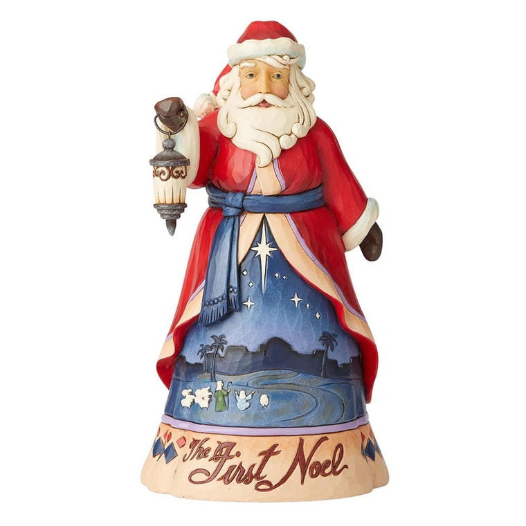 Heartwood Creek by Jim Shore The First Noel (First Noel 13th in Christmas Song Series Figurine)