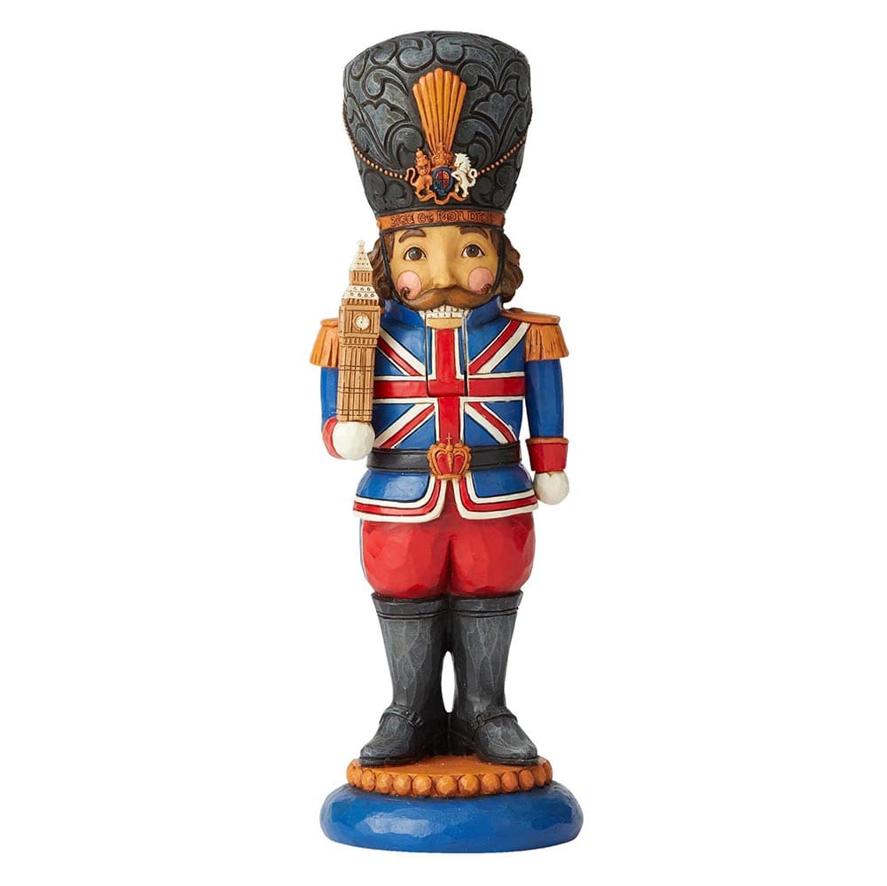 London's Legend - British Nutcracker Figurine - Heartwood Creek by Jim Shore