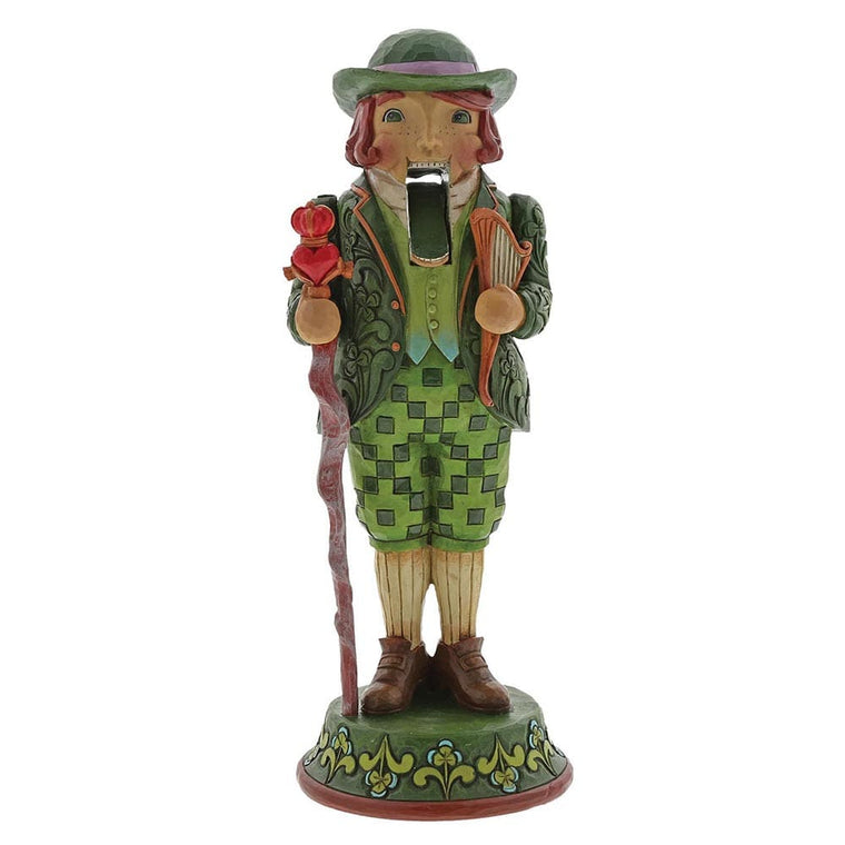 I'm Quite Charming - Irish Nutcracker Figurine - Heartwood Creek by Jim Shore