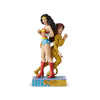 Wonder Woman and Cheetah Figurine - DC Comics by Jim Shore