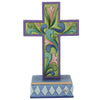 Cross Mini Figurine - Heartwood Creek by Jim Shore