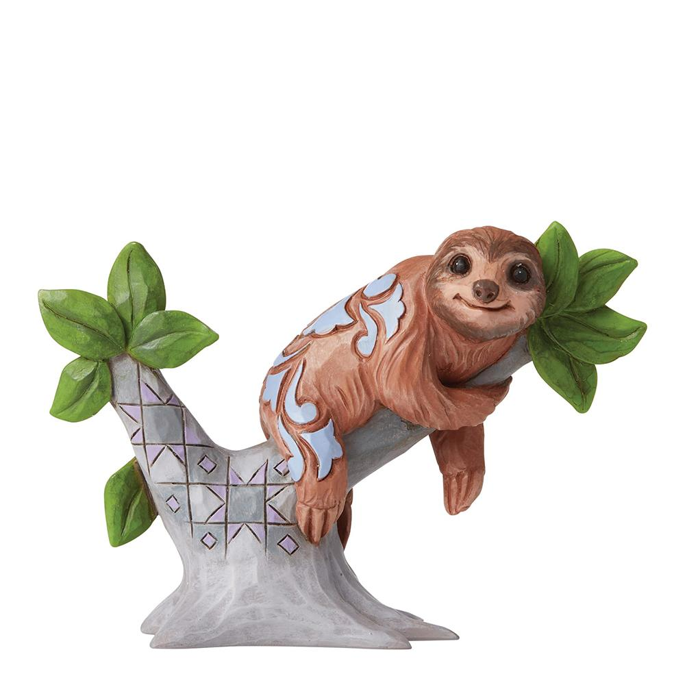 Sloth Mini Figurine - Heartwood Creek by Jim Shore