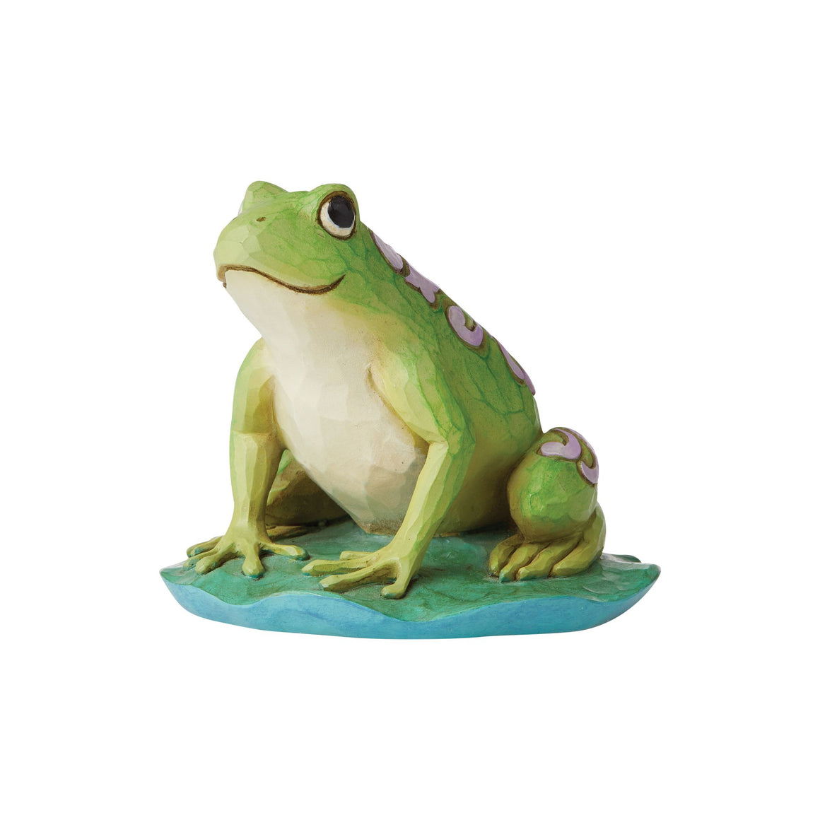 Frog Mini Figurine - Heartwood Creek by Jim Shore
