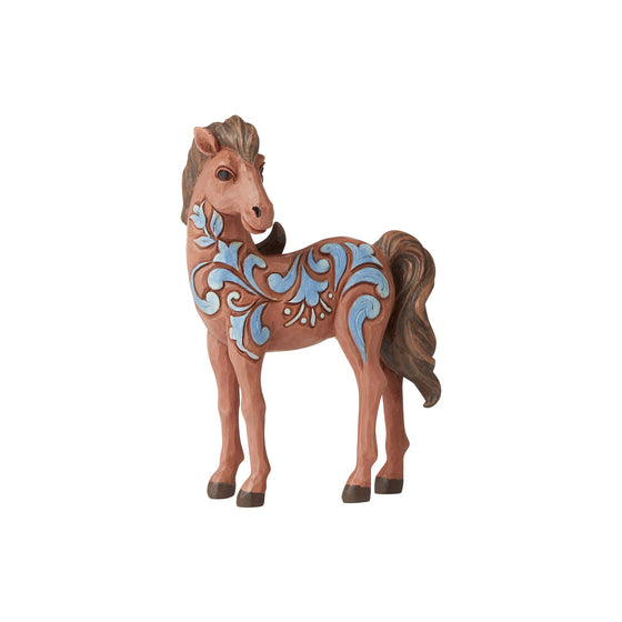 Pony Mini Figurine - Heartwood Creek by Jim Shore